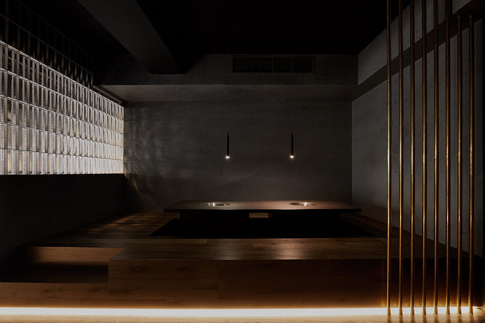 Shinbashi Restaurant by Pierce Widera