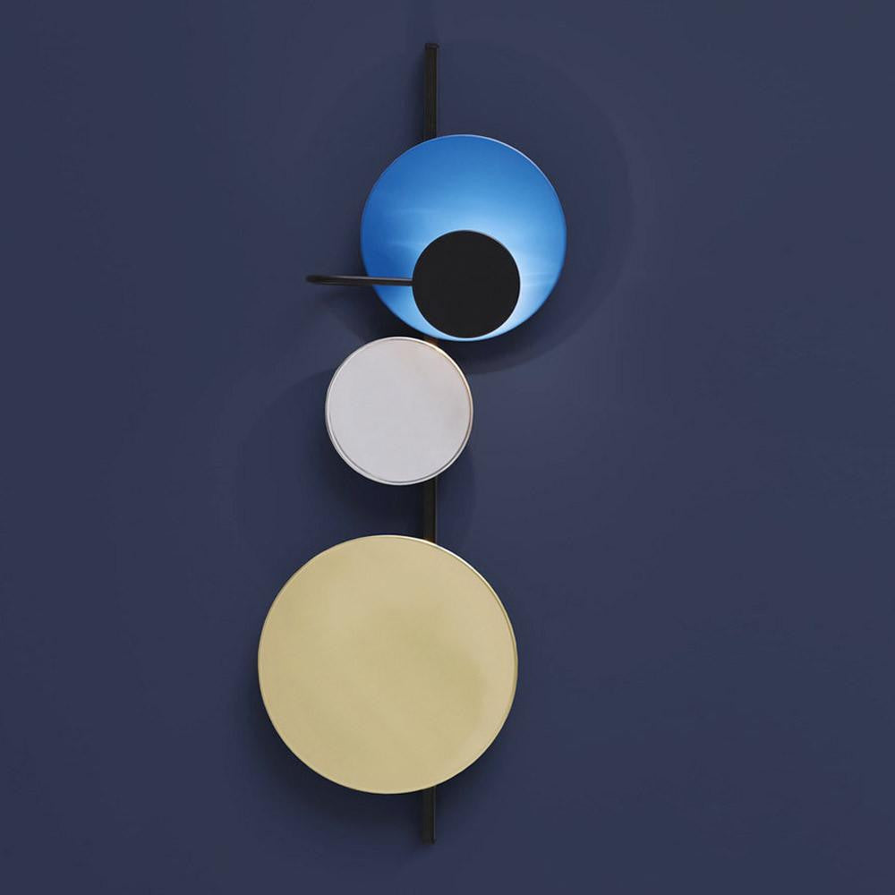 Planet Lamp Electric Blue - VELA Life