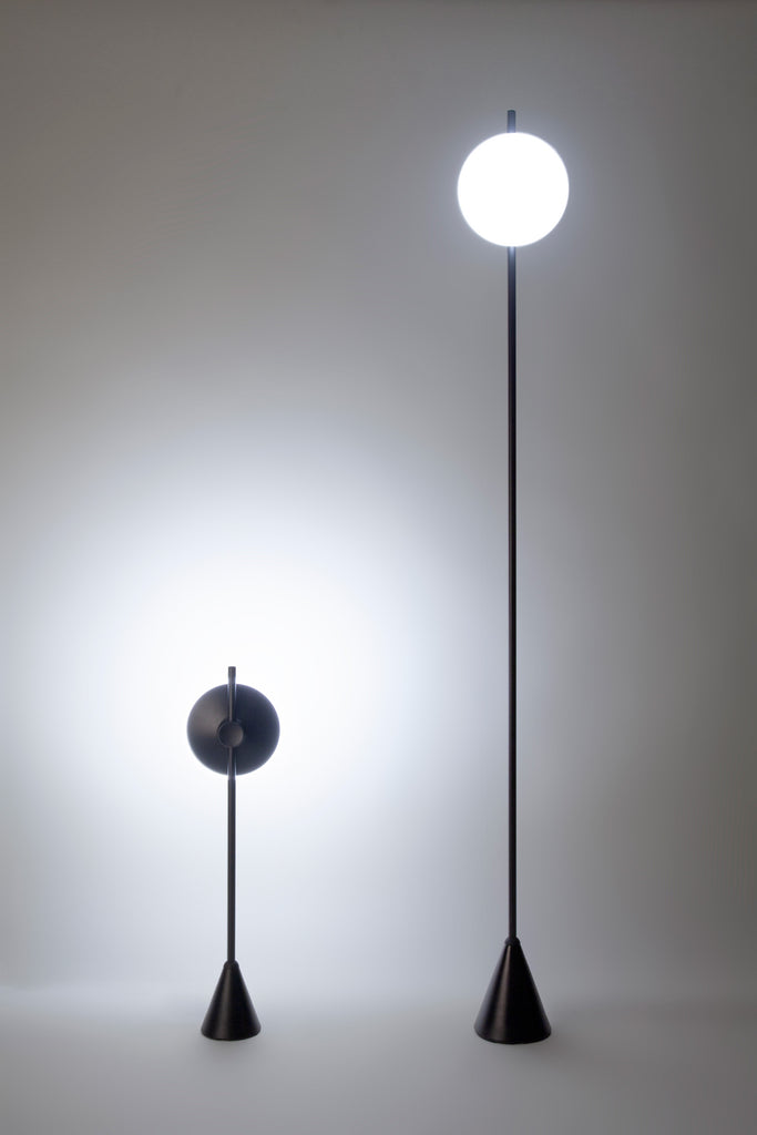 Dawn to Dusk Floor Lamp by Haberdashery - VELA.Life