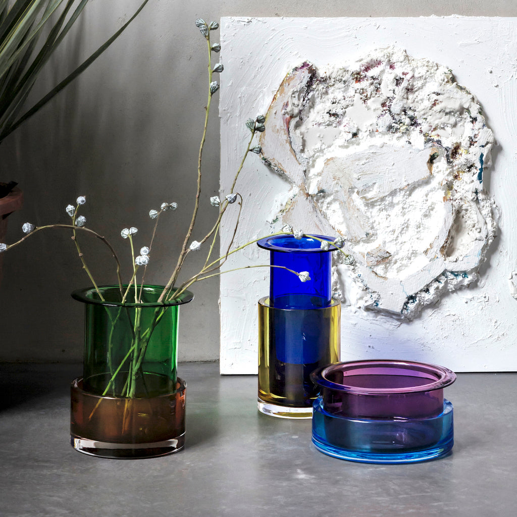 Tricolore Vase SH1 by Sebastian Herkner for &tradition - VELA.Life