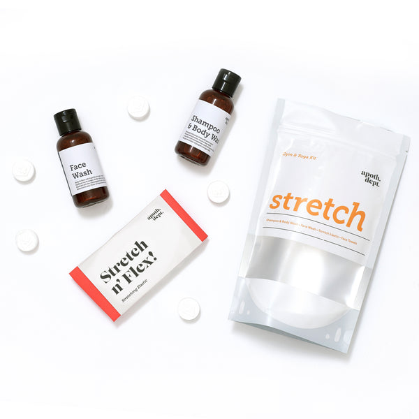 'Stretch' Gym & Yoga Kit