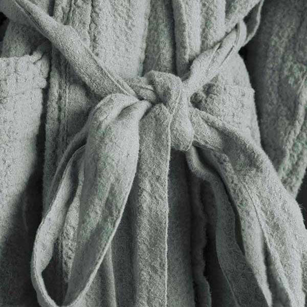Linen Bath Robe - ON SALE