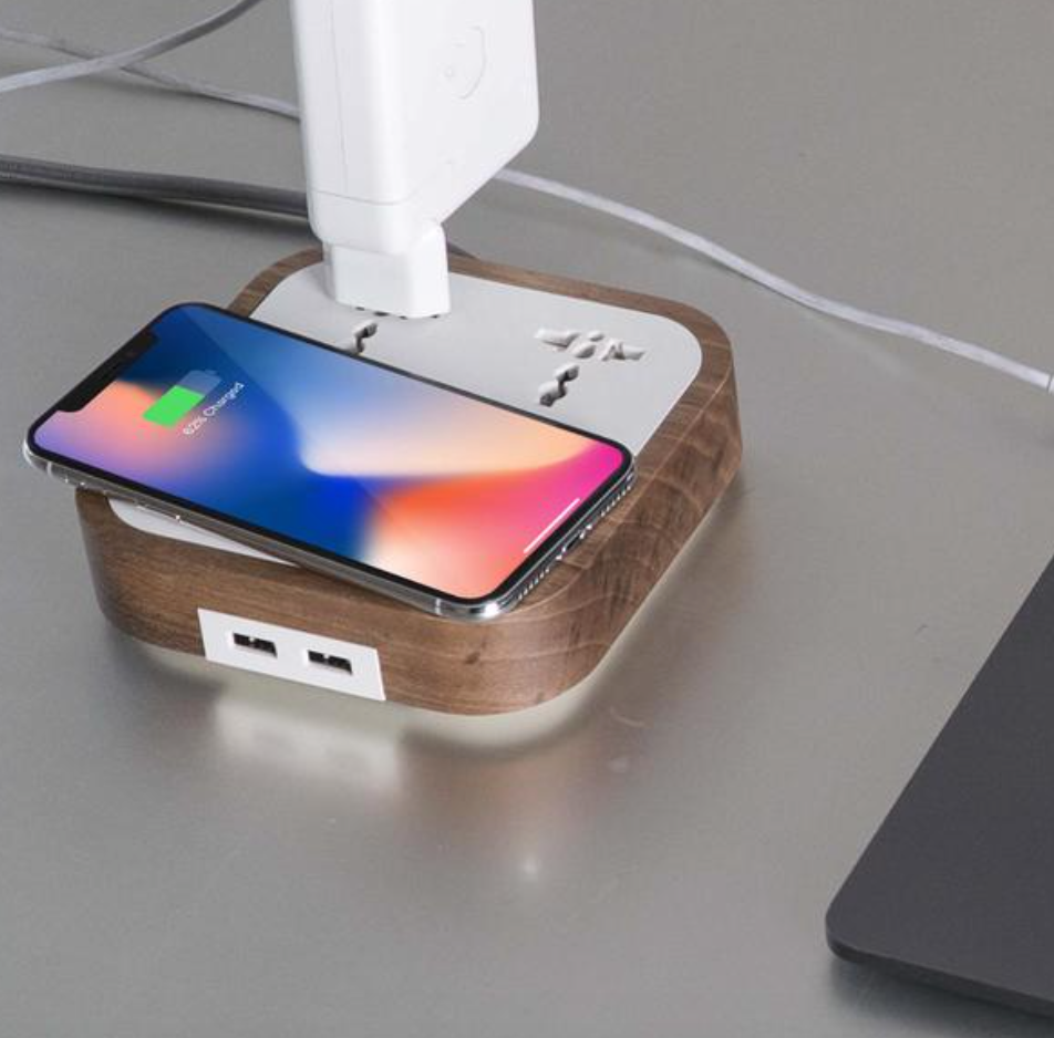Wireless Charger by Woodie - VELA.Life