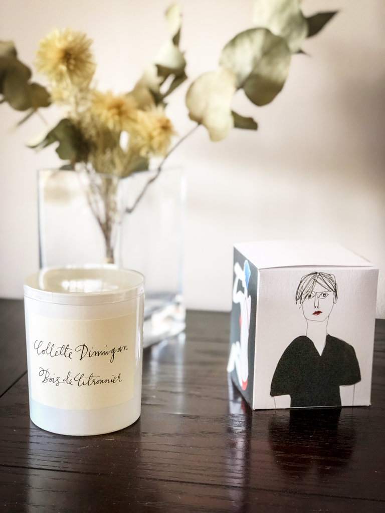Collette Dinnigan Bois de Citronniers Scented Candle