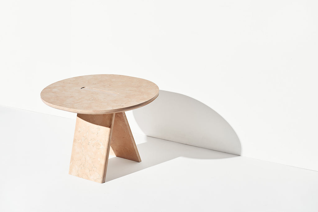 Lasta Coffee Table by Alberto Bellamoli - VELA.Life