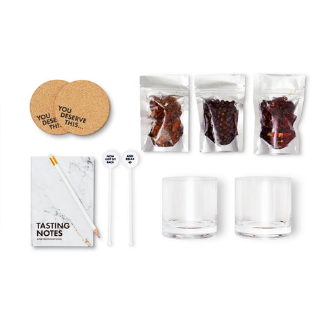 Gin lover tasting kit
