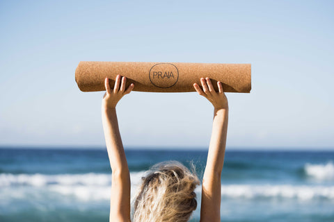 CORK | Natural Rubber Yoga Mat
