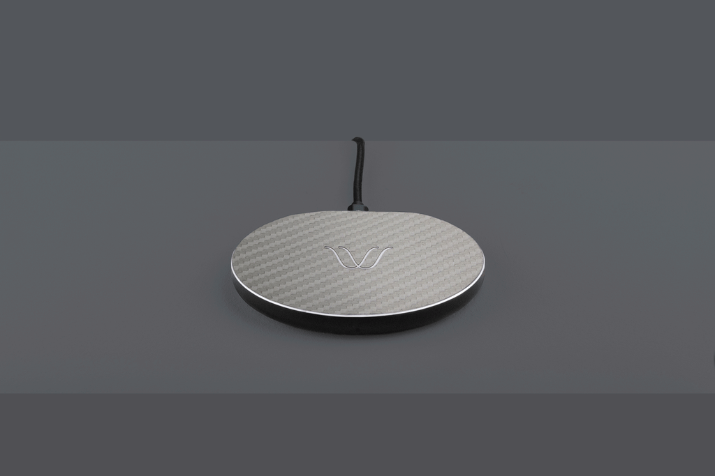 Woodie Solo Wireless Charger - VELA Life