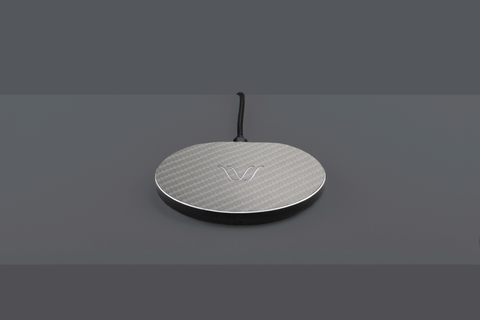 Woodie Solo Wireless Charger