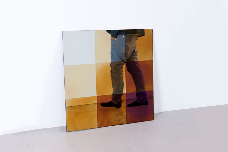 Square Transience Mirror