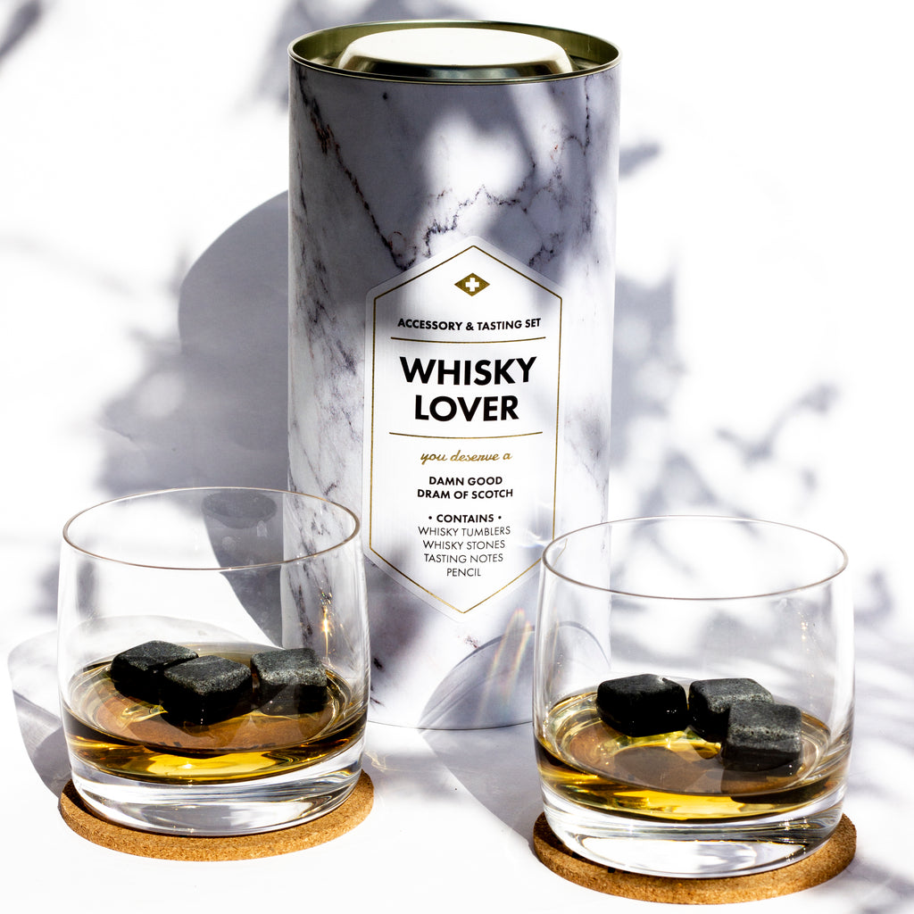 Whisky Lover - Accessory & Tasting Kit - VELA Life