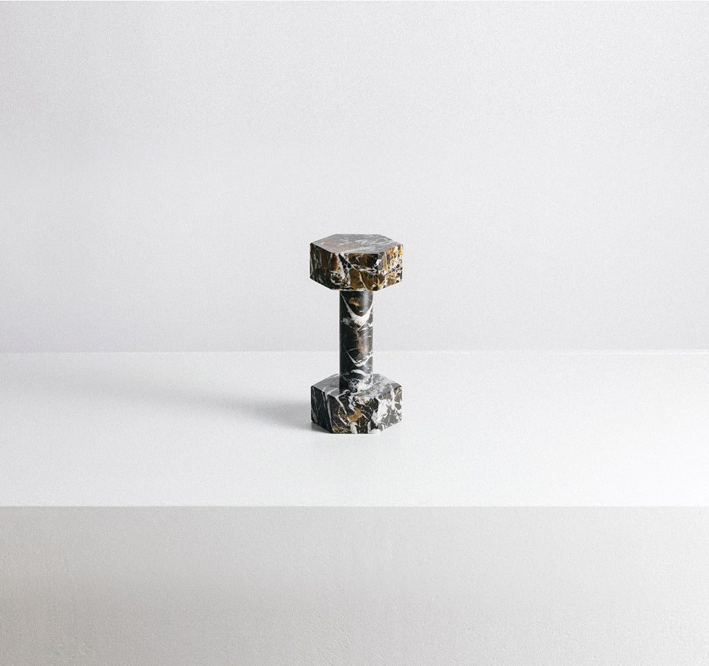 Marble Dumbbell by Addition Studio