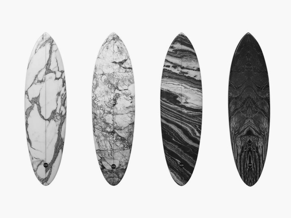Marble Surfboard by Haydenshapes - VELA.life