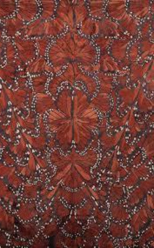 The Rug Company Monarch Fire By Alexander McQueen - VELA.Life