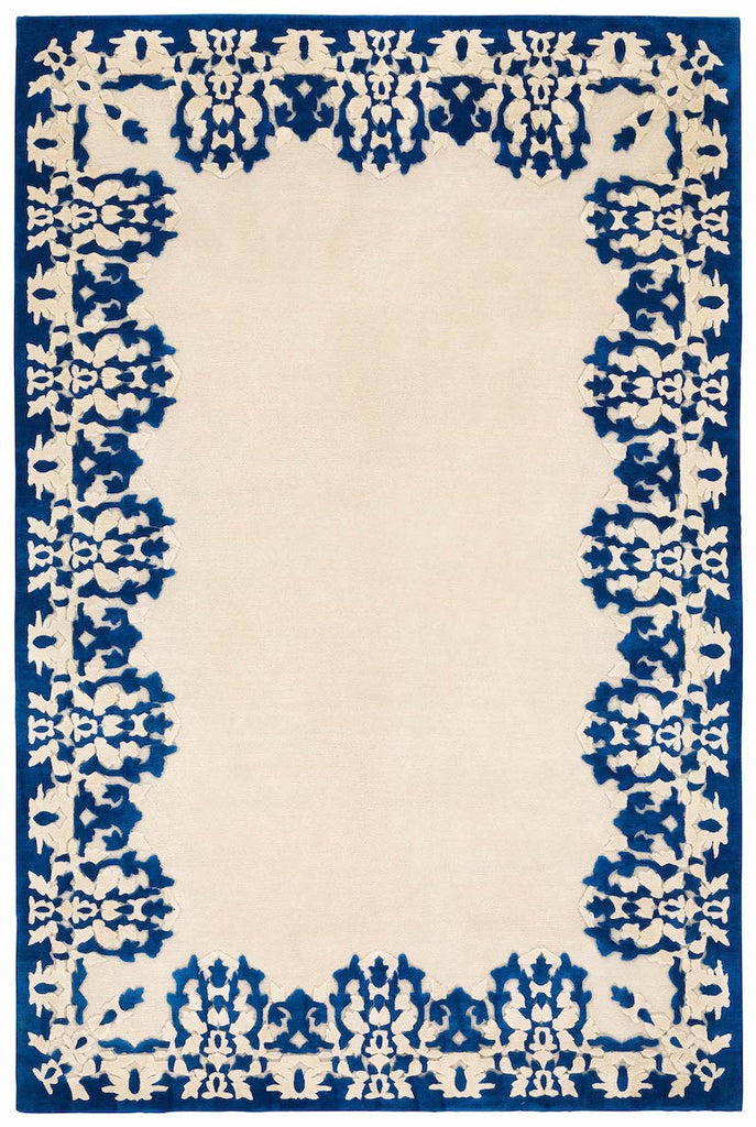 The Rug Company  Cobalt By Rodarte