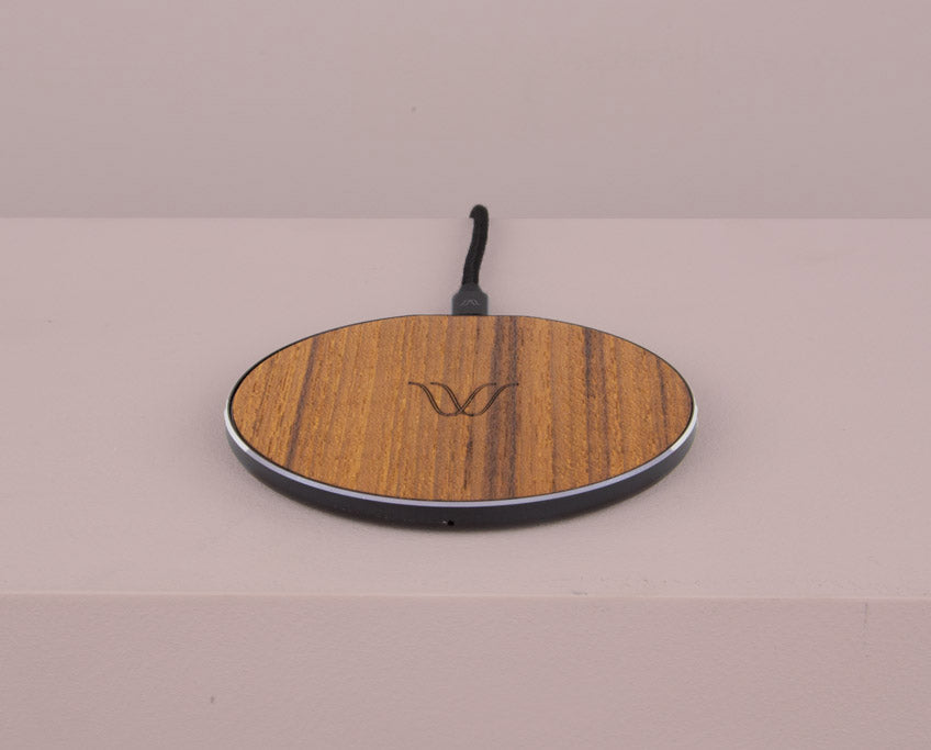 Solo Wireless Charger by Woodie - VELA.Life