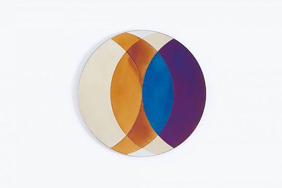 Circle Transience Mirror by Lex Pott and David Derksen - VELA.Life