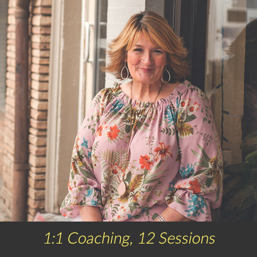 12 Coaching Sessions - 2hrs Each