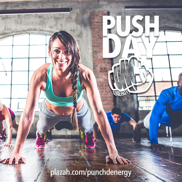 It's Push Day!