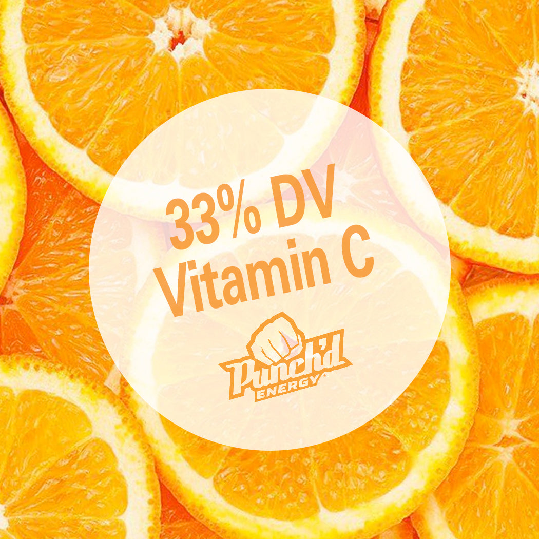 Vitamin C Double Boost!