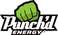punch'd energy logo