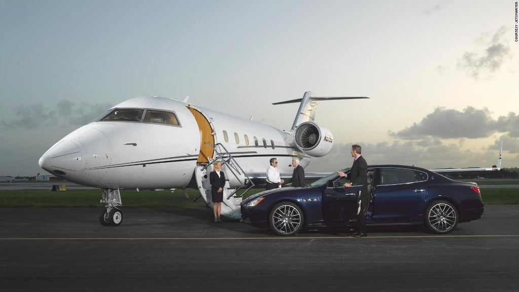 Yes, You Can Afford Private Jet Travel (and Even Save Money)