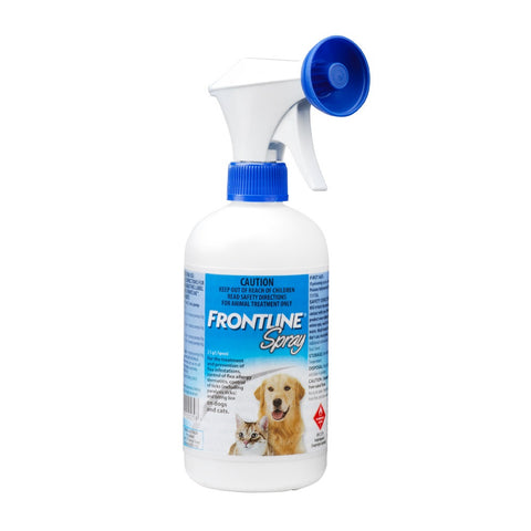 Frontline Flea & Tick Spray - Pet Chemist - 1