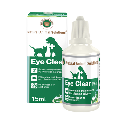 Natural Animal Solutions Eye Clear (15ml)