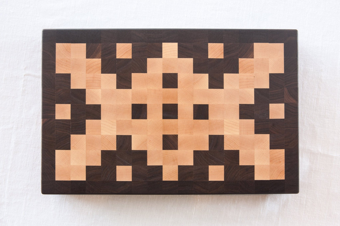 Aztexx© - Walnut - Chopping Blox - 1