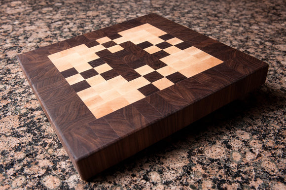 Chexx© - Walnut - Chopping Blox - 1
