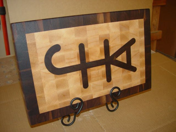Cattle and Ranch Brand Board 1 - Chopping Blox