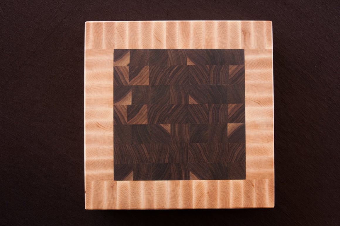 Simplex Boxx - Walnut - Chopping Blox - 1