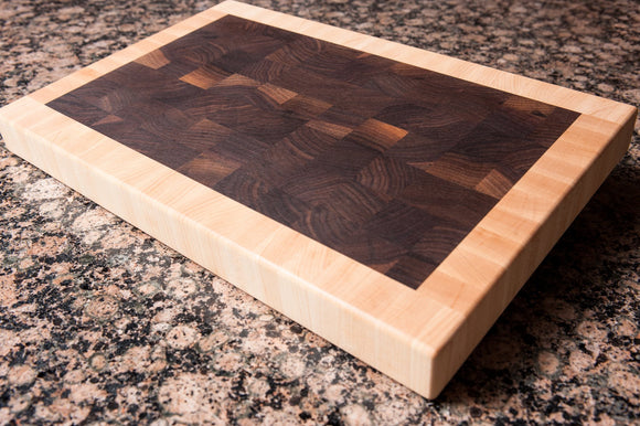 Simplex Maxim - Walnut - Chopping Blox - 1