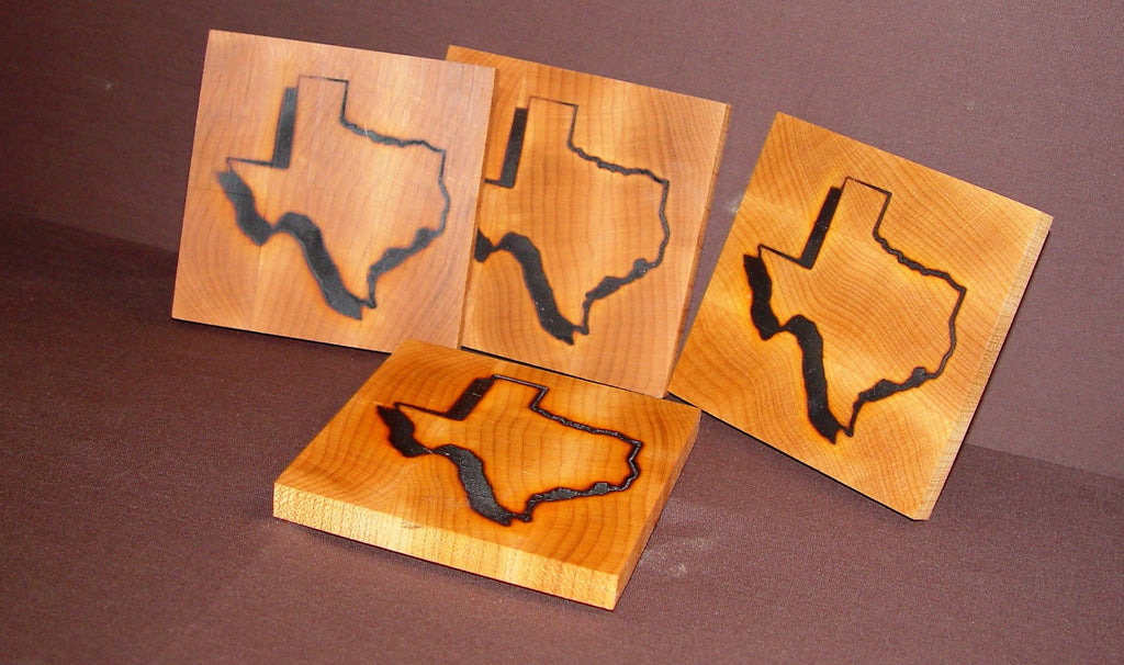 Texas State Coasters - Chopping Blox - 3