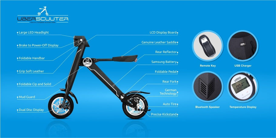 The Scooter Lineup: Types of Scooters, Compared