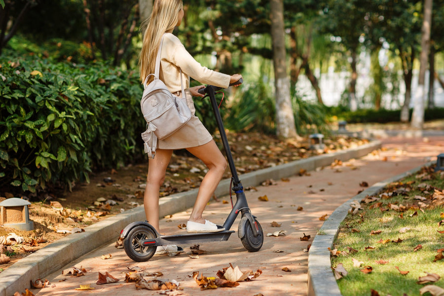The Rise of Electric Scooter Popularity