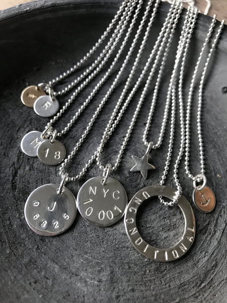 CODE NECKLACES