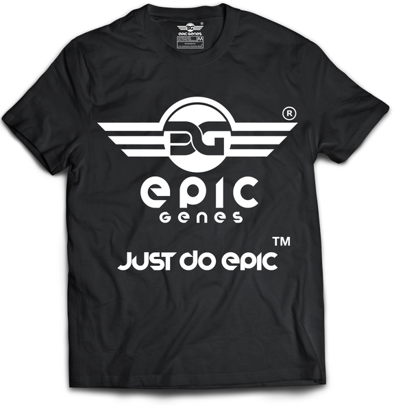 Epic Genes - JUST DO EPIC - T-Shirt