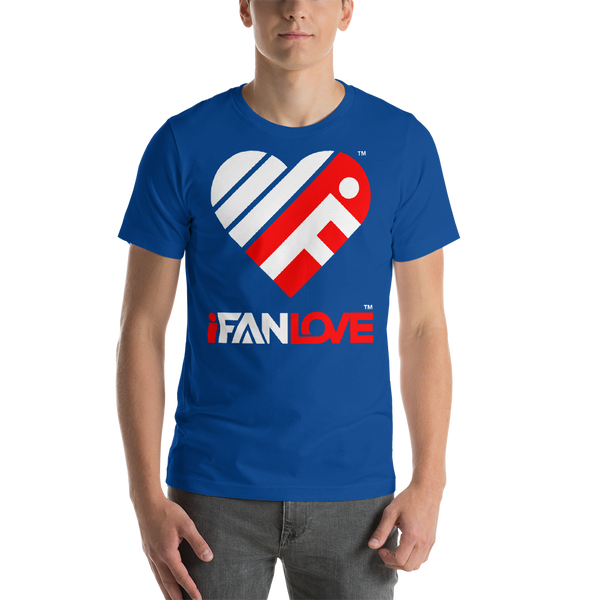 iFanLove - Short-Sleeve - Men and Women - Unisex T-Shirt v1