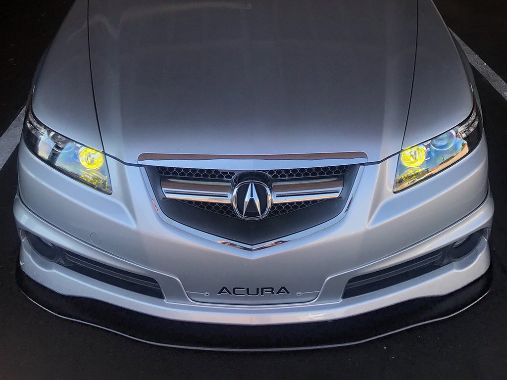 Front Splitter - Acura TL 04-08 - Artwork Bodyshop