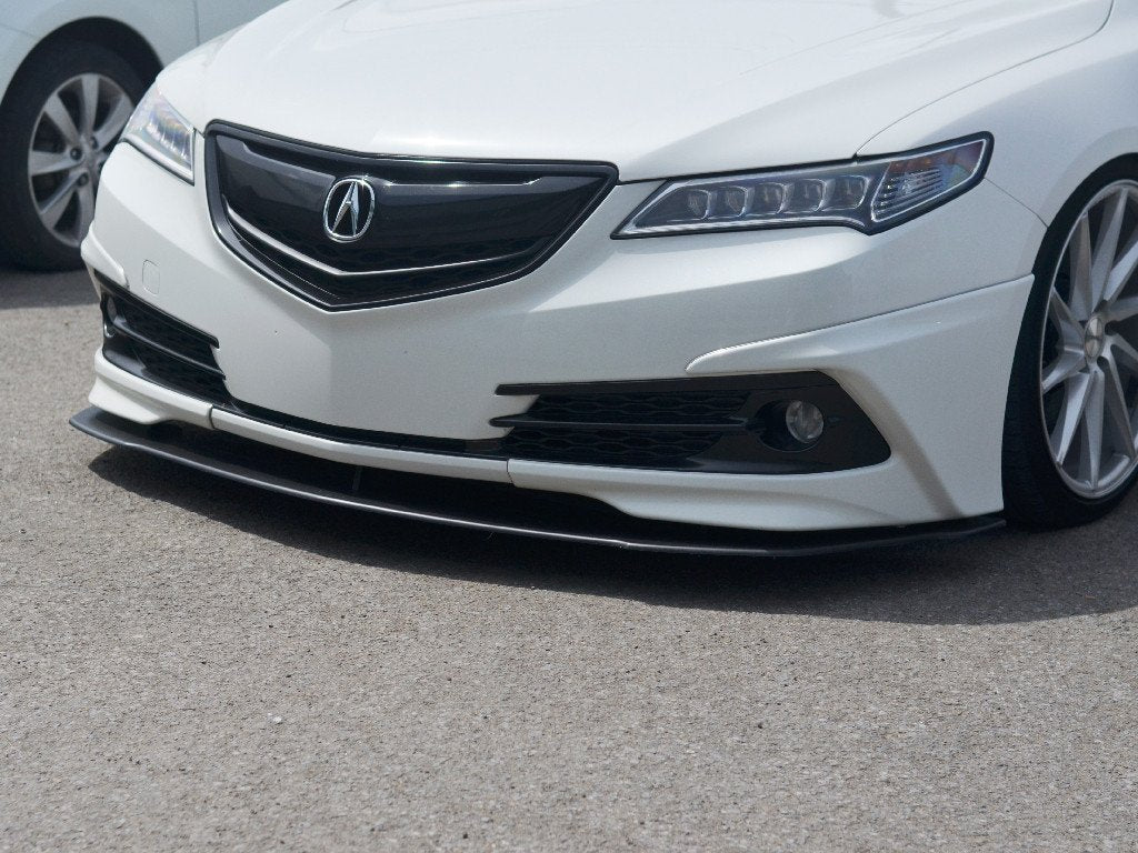 Front Splitter Acura Tlx 14 17 Artwork Bodyshop