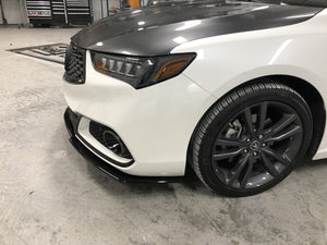 Front Splitter - Acura TLX 18-19 - Artwork Bodyshop