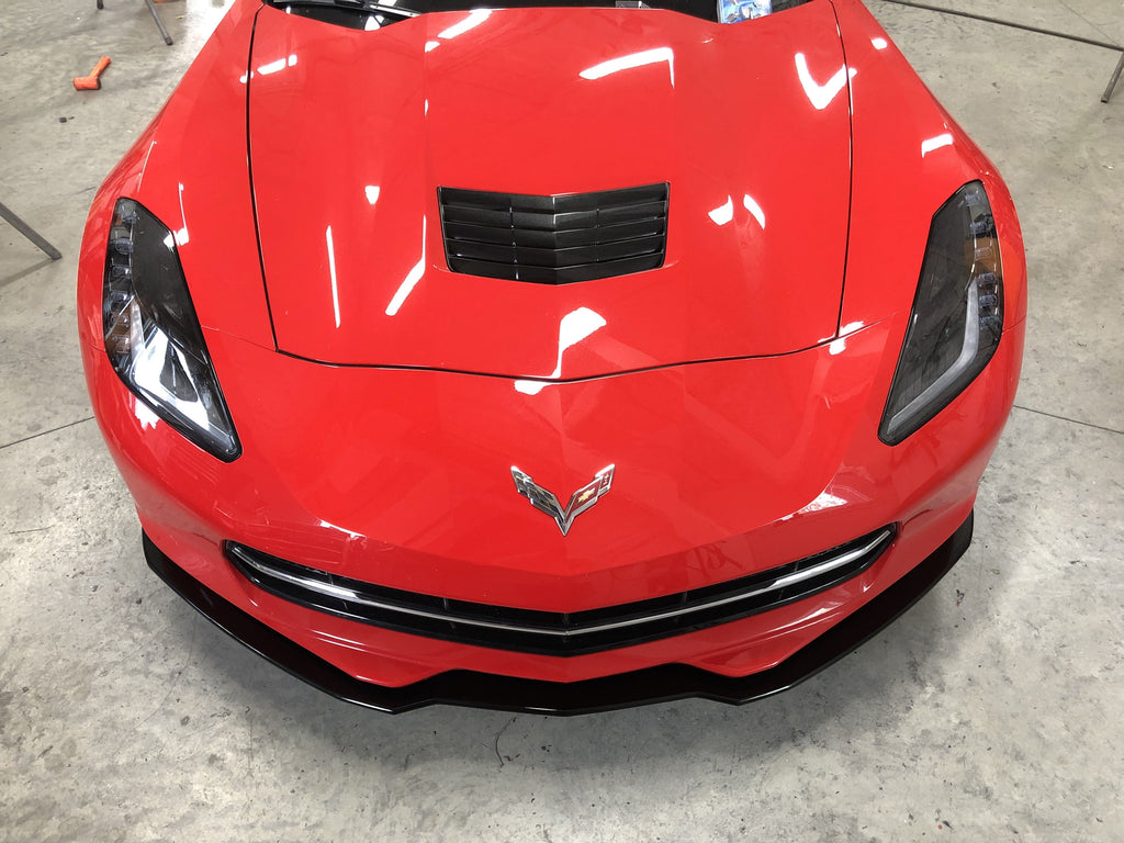 Front Splitter - Chevrolet Corvette 14-19 - Artwork Bodyshop