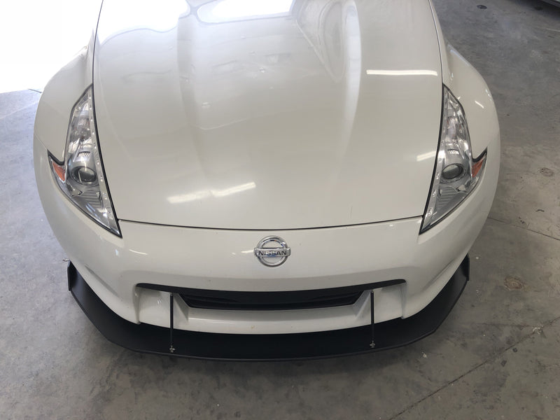 Front Splitter - Nissan 370Z - Artwork Bodyshop