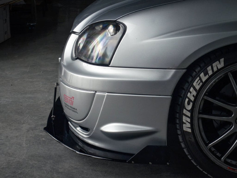 Front Splitter - Subaru WRX/STI 04-05 - Artwork Bodyshop