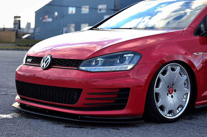 Front Splitter - VW Golf 14-18 MK7 - Artwork Bodyshop