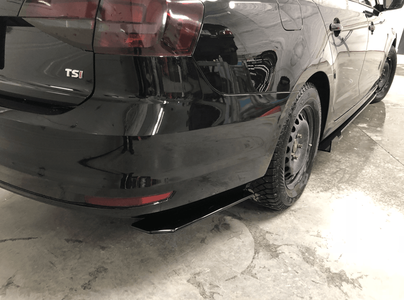 Rear Spats - Jetta MK6 - Artwork Bodyshop