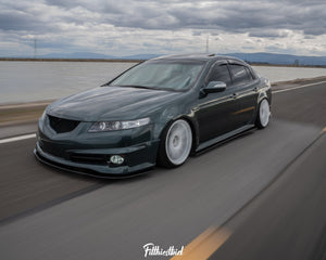 Side Splitters - Acura TL 04-08 - Artwork Bodyshop