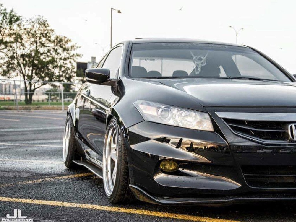 Side Splitters - Honda Accord 04-08 - Artwork Bodyshop