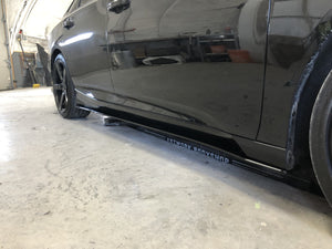 Side Splitters - Honda Accord 2018-19 - Artwork Bodyshop